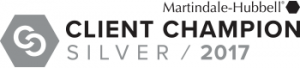 MH Client Champion- Silver 2017 Badge